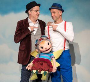 Rumpelröschen - Das Musical zum Buch! @ Das Schiff - Hamburgs Theaterschiff