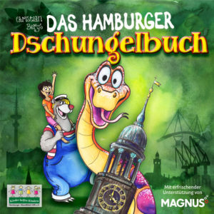 Das Hamburger Dschungelbuch von Christian Berg @ First Stage Theater Hamburg